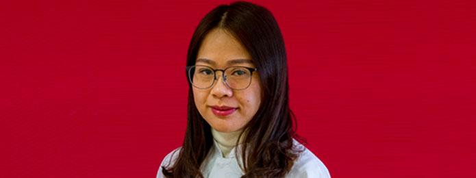 Frau chin. Dr. Mei, Linfeng   Akupunkturspezialistin